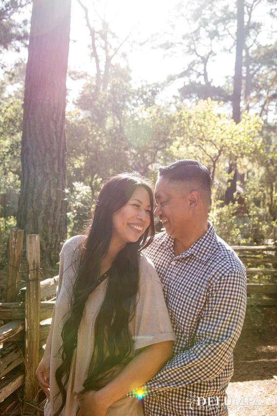 Carmel Engagement Session | Karen & Paul | Delumpa Photography