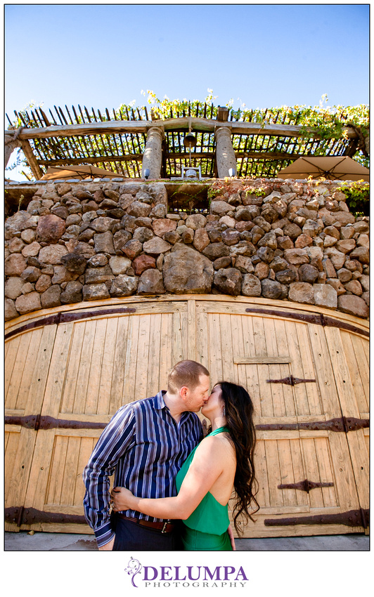 Napa Engagement Session | Debby & Ben | Delumpa Photography