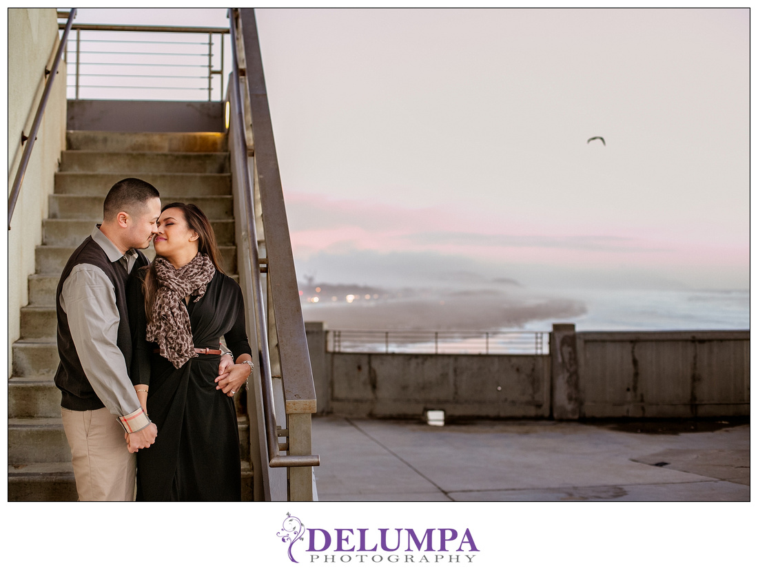 San Francisco Engagement Session | Nguyet & Allen | Delumpa Photography