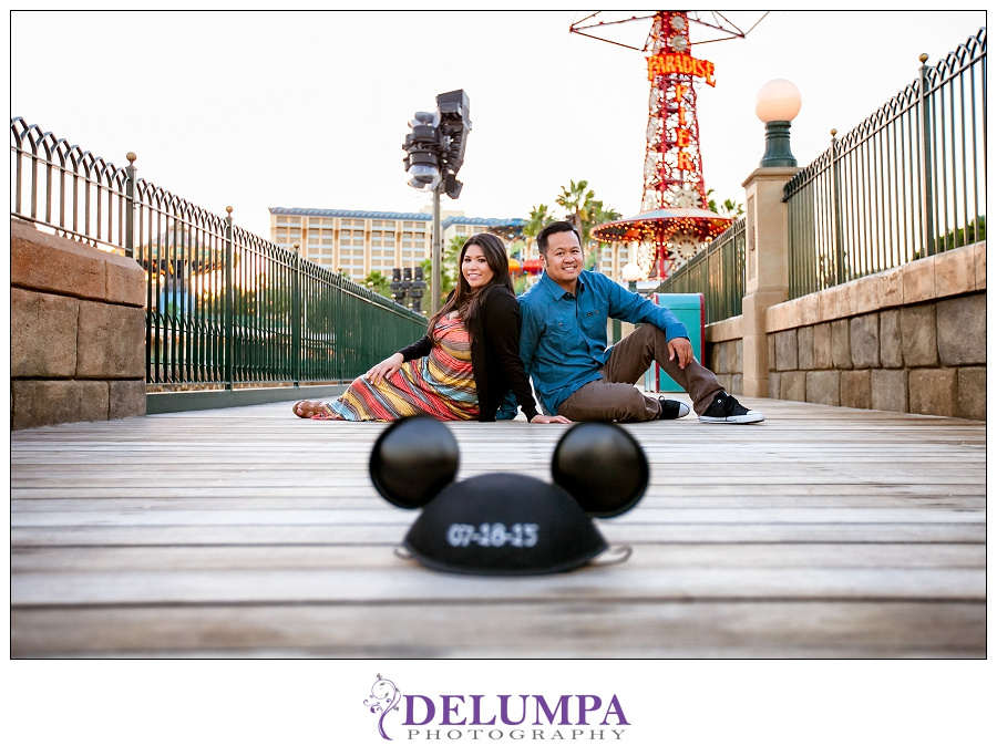 Disneyland Engagement Session | Josephine & Ben | Delumpa Photography