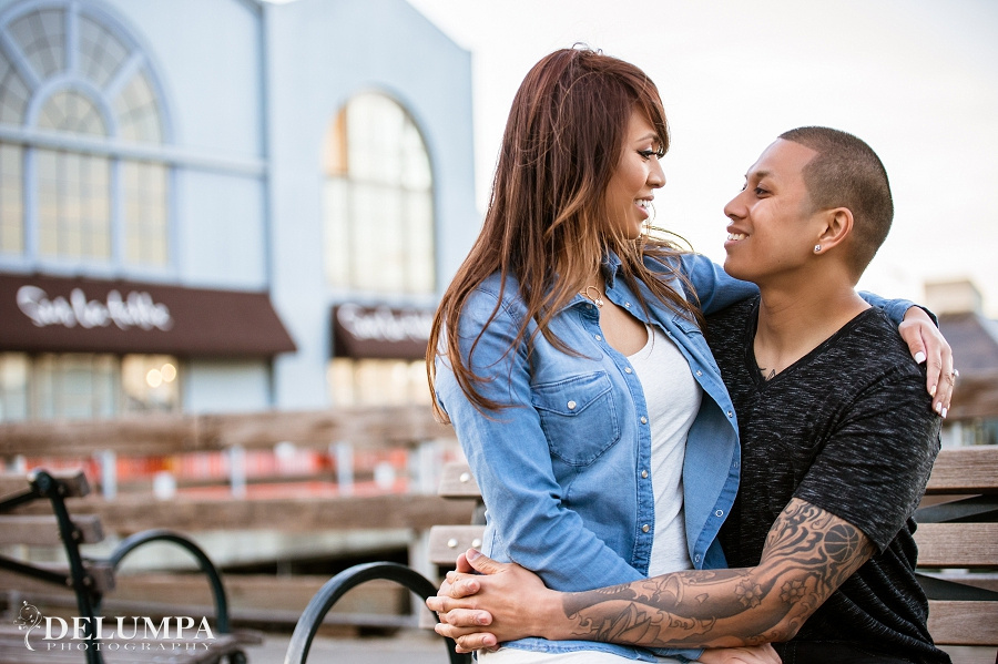 Downtown San Francisco Engagement Session | Cathleen & Michael | Delumpa Photography