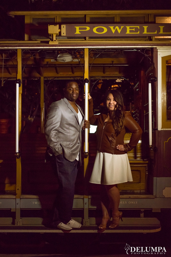 Jhimelle & Marcus' Engagement Session | Delumpa Photography | San Francisco Engagement Photographer
