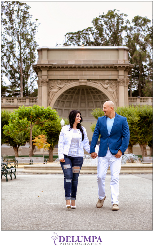Marianela & Hebert's Engagement Session | Delumpa Photography | San Francisco Bay Area Engagement Photographer