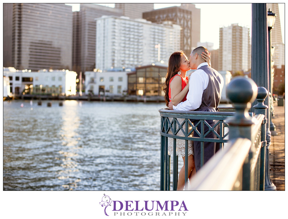 Janelle & Kris' Engagement Session | Delumpa Photography | San Francisco Bay Area Engagement Photographer