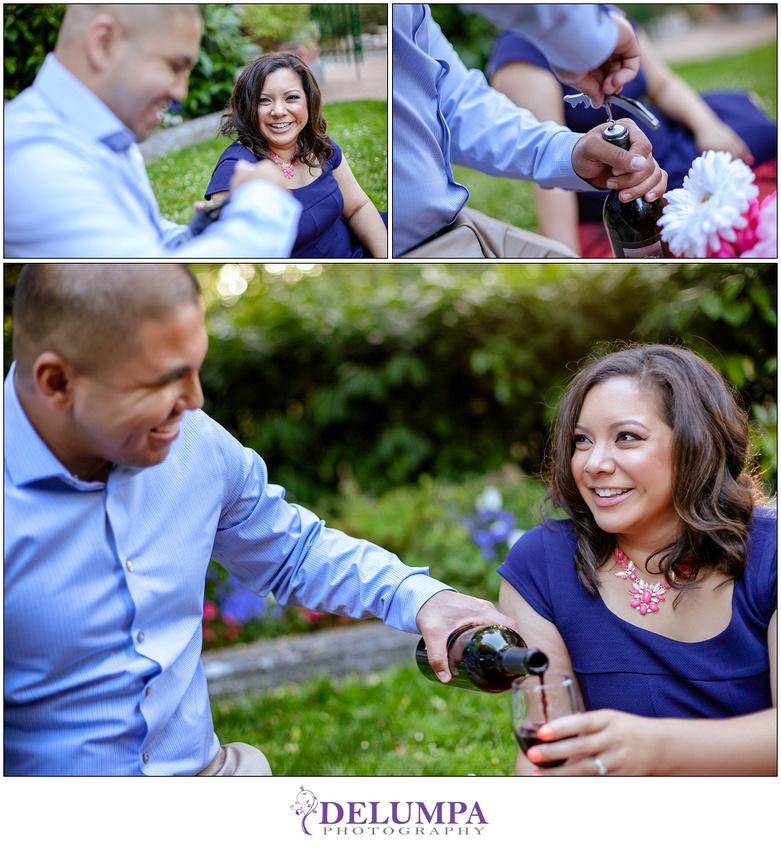 Sandra & Chris' Engagement Session | Delumpa Photography | San Francisco Engagement Photographer