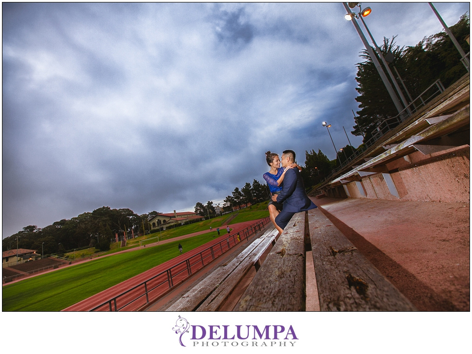 Linh & Vy's Engagement Session   Delumpa Photography   San Francisco Engagement Photographer