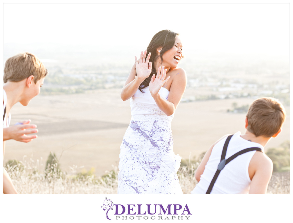Trash-the-dress with the Gault Family | Delumpa Photography | San Francisco Bay Area Wedding Photographer